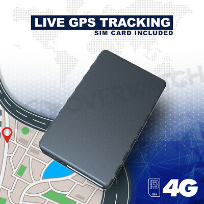 AU99 • Buy 4G Hard-Wired GPS Tracker Live Realtime Vehicle, Asset, Boat, Truck Tracking
