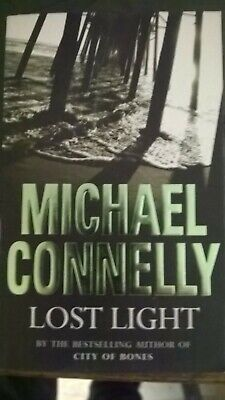 Michael Connelly Lost Light Paperback Book • 3£