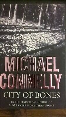 Michael Connelly City Of Bones Paperback Book • 3£