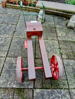 Lister D Type Trolley • 65£