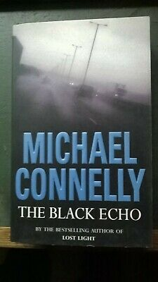 Michael Connelly The Black Echo Paperback Book • 3£