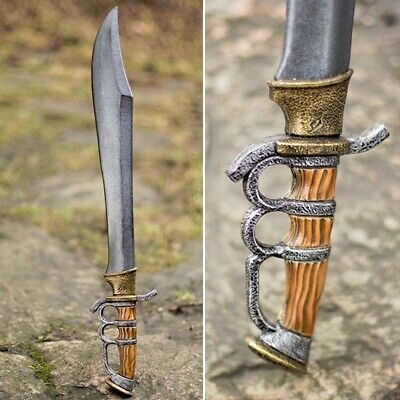 £68 • Buy Foam And Latex Bendable Trench Knife, Ideal For Costume Or LARP