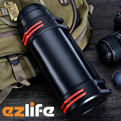 AU27.95 • Buy 2L Travel Mug Stainless Steel Flask Thermal Thermos Insulated Bottle ACB#