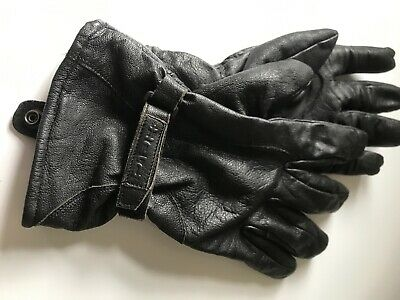 2 Pairs Of Motorcycle Scooter Moped Gloves - Black • 6.39£