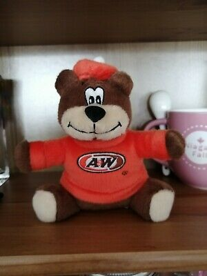 Small A&W Bear 14cm Root Beer • 8.95£