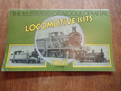 C1980s Illustrated Wills Finecast 00 Gauge Locomotive Kits • 6.99£