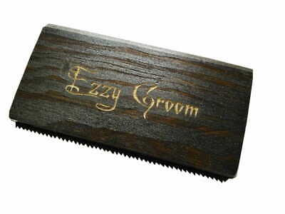 Ezzygroom Dog Brush For Soft & Hard Coat ,Wirehaired Coat Perfect For All Breeds • 16£