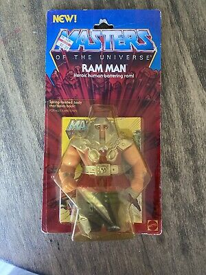 $1200 • Buy Masters Of The Universe Ram Man