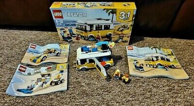 LEGO: Creator - Sunshine Surfer Van Set (31079) • 9£