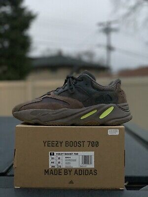 $ CDN311.41 • Buy Adidas Yeezy Boost 700 Muave Men's Size 10.5 100% Authentic