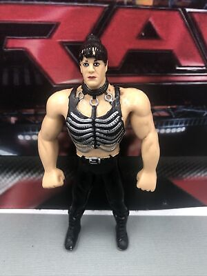 $ CDN12.67 • Buy WWE WWF Chyna Bend-Ems 1998 Series VIII Vintage Action Figure