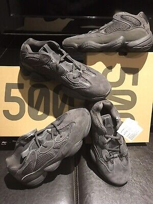 $ CDN600 • Buy ** CONFIRMED ** Yeezy 500 Utility Black Size 9