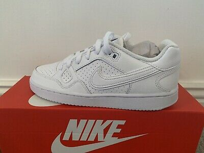 Nike Air Force Court Low White Size 4 EU 37.5 Sold Out Edition • 26£
