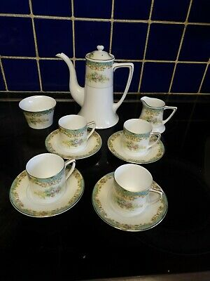 Noritake Tea Set- Lovely Pattern.  • 26£