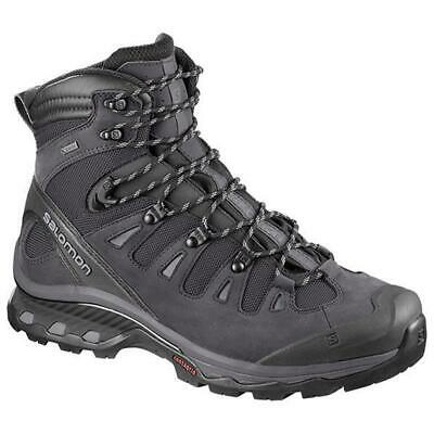AU329.59 • Buy Salomon Quest 4D 3 GTX Mens Grey Black Waterproof Trail Hiking Boots Size 402455