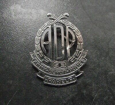 Army Depot Police Badge.farelf • 6£