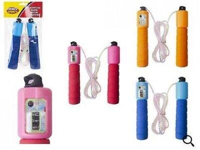 £3.95 • Buy Kids Skipping Rope With Counter Children Exercise Jumping Game Fitness Gym New