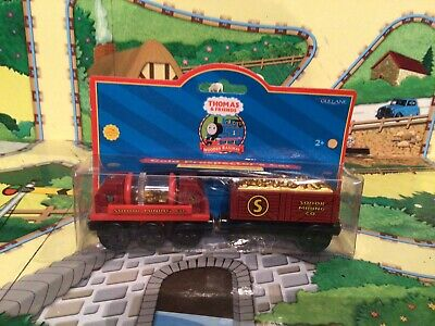 £22.75 • Buy Thomas The Tank Engine Brio/ELC Style Wooden Trains Gold Prospectors Cars Boxed