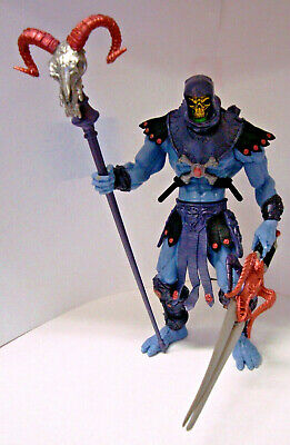 $74.06 • Buy MASTERS OF THE UNIVERSE MOTU HE-MAN 200x 100% SKELETOR RARE COLOR VARIANT SEE!!