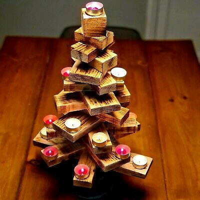 Christmas Table Centrepieces Candle • 40£