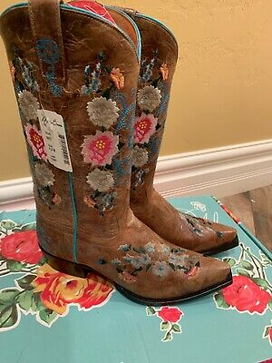 $180 • Buy Macie Bean Leather Boots Style M8012 Size 8.5
