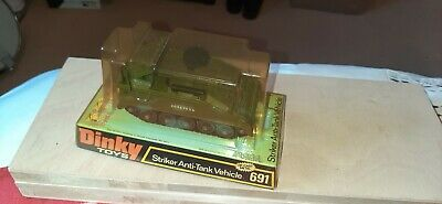 Dinky 691 Striker Military Vehicle. Boxed.  • 8.53£