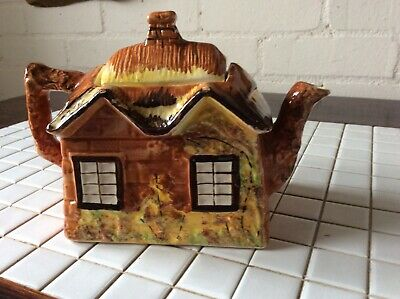 Price Brothers  Made In England Ye Old Cottage Tea Potreg No 845007 8 X 5.1/2 In • 9£