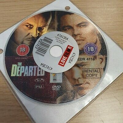 £1.75 • Buy DISC ONLY - The Departed DVD