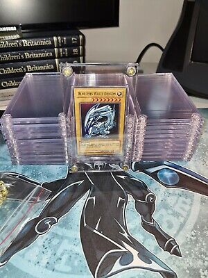 Yugioh, Ultra Pro Screw Down Display Cases, 1no. Only, Multiple Avail, Used  • 20£
