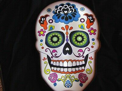 George Sugar Skull Canvas Light • 2.99£