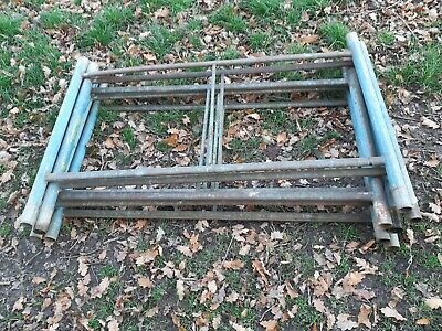 DIY Scaffold Tower Sections X6 • 32£