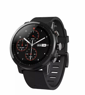 View Details Xiaomi Amazfit Stratos A1619 Heart Rate Smartwatch 2-Black • 115.00£