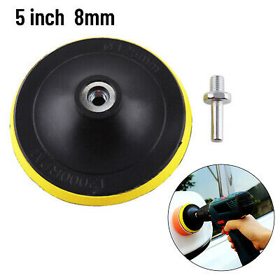 $ CDN12.09 • Buy 5 Inch Sanding Disc Pad Abrasive For Electric Grinder 125mm Grinding Durable