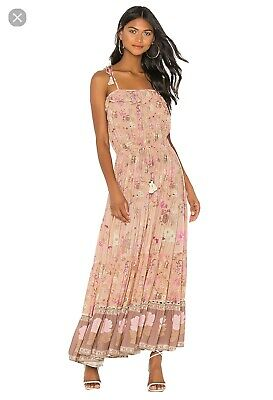 AU100 • Buy Spell Wild Bloom Maxi Dress Size Small