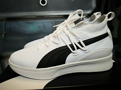 Puma Clyde Court GW  Outdoor Basketball  Shoes - White - Mens Size 10 • 71.55£