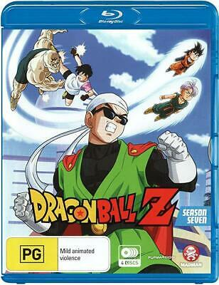 AU68 • Buy Dragon Ball Z Season 7 (Blu-ray)