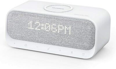 AU164.99 • Buy Soundcore Wakey Bluetooth Speakers Powered By Anker With Digital And Alarm Clock