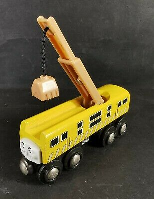 Brio Diesel 10 Wooden Thomas Tank & Friends Learning Curve • 39.99£