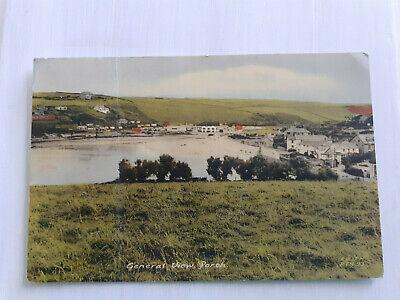 General View Porth Postcard Frith Posted 1960 • 1.50£