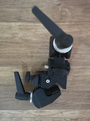 Manfrotto Double Super Clamp • 30£