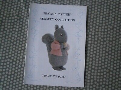 Beatrix Potter Nursery Collection Knitting Pattern. • 12£
