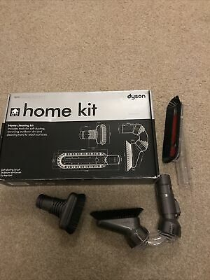 Genuine Dyson Home Cleaning Kit Vacuum Cleaner Tools 3 X Attachments Accessories • 7£