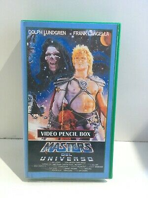 $117 • Buy Very Rare And Vintage Masters Of The Universe Video Pencil Box Argentina 80´s