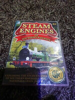 £3.50 • Buy Steam Engines Of Southern Railway (DVD, 2009) NEW AND SEALED
