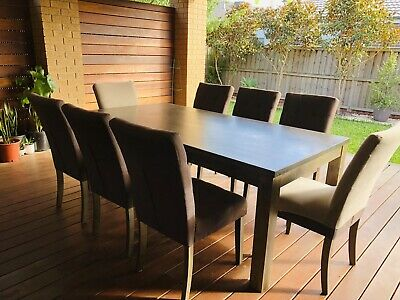 AU360 • Buy Dining Table With 8 Chairs $400