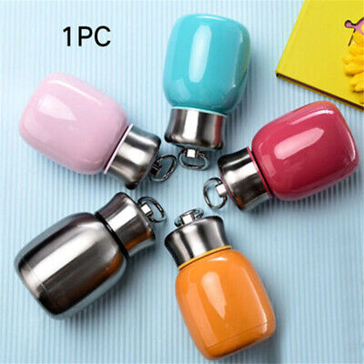 AU15.16 • Buy 200ML Stainless Vacuum Flask Insulated Thermos Cup Small Water Bottle CB