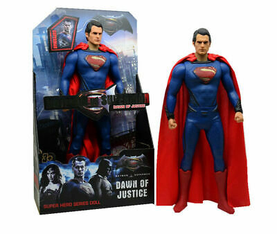 AU24.95 • Buy 30cm Dawn Of Justice League Superman Model Statue Action Figures Play Toys Gift