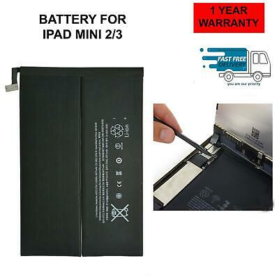 £15.99 • Buy Battery For IPad Mini 2/3 6471mAh A1489 A1490 A1491 Replacement New