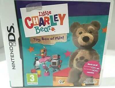 £6.50 • Buy Nintendo DS Game LITTLE CHARLIE BEAR .Boxed/Instruction Booklet, Very Good Cond.