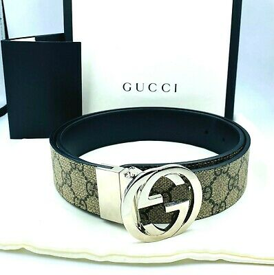 AU499 • Buy Gucci GG Reversible Belt